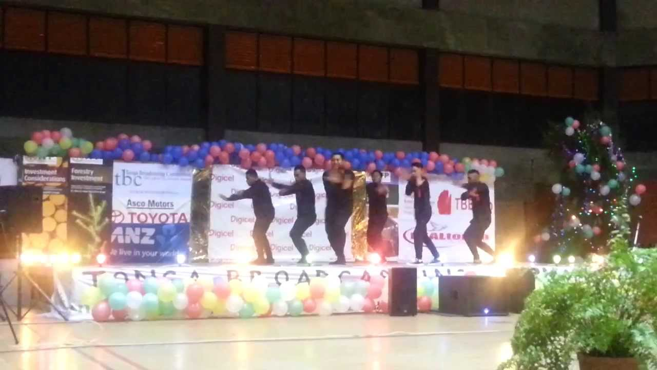 ICON Tonga Presents // Jackals Dance Crew // 2nd Place ...