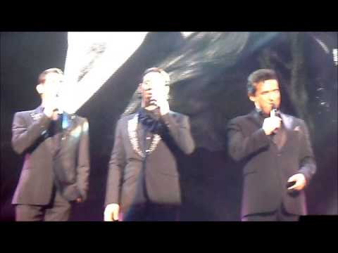 Il DIVO - A Musical Affair Tour - Love Changes Everything - Washington DC - May,14 2014 -