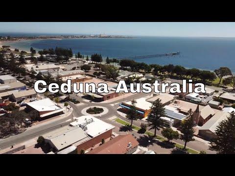 Drone Ceduna, South Australia