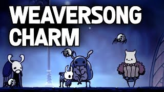 Hollow Knight- Weaversong Charm Location