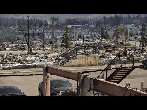 Fort McMurray wildfire will cost billions: Insurance bureau CEO