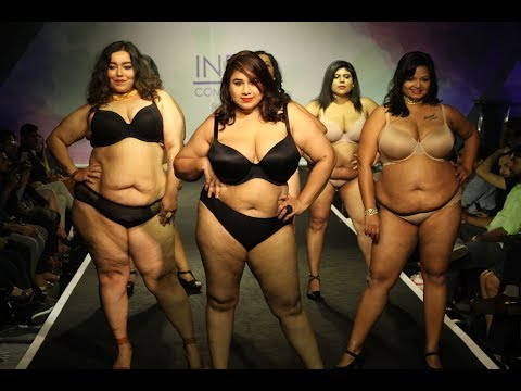 Parfait Exclusive Plus Size Lingerie Fashion Show After Movie | IIFW