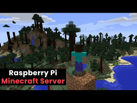 Dead Easy Raspberry Pi Minecraft Server Tutorial - Pi My Life Up