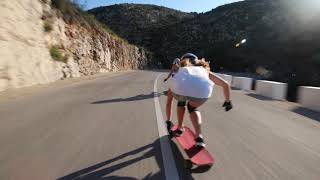 LISA PETERS - Raw run Alicante 2.0