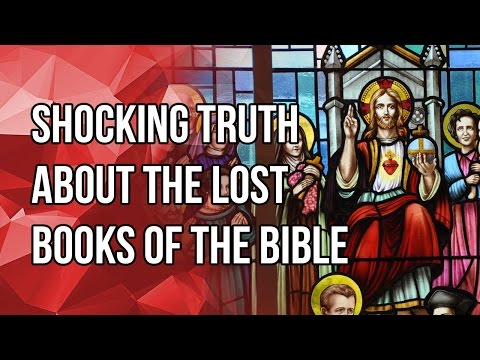 The Shocking Truth About The Lost Books of the Bible — Ted Shuttlesworth Jr. // Truth For Life #52