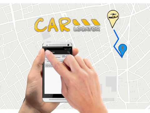 Best Android App To Locate Your Car.