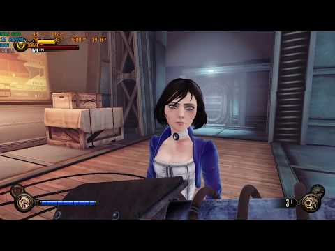 BioShock Infinite pc Gameplay UHD 620 intel 8250U Low settings 720p |
