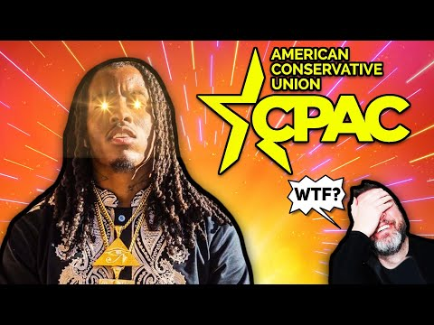 CPAC Cancels Rapper Who Said White People Are 'Soulless Animals'
