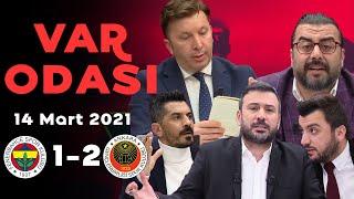 Fenerbahçe'ye şok mağlubiyet! Maçtaki pozisyon ofsayt mı? Ertem Şener'le VAR Odası