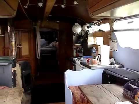 Bus s53 am nag youtube for Interieur de camping car