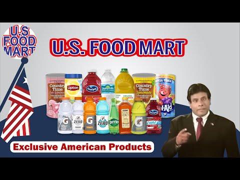 US Food Mart Ltd Advertisement