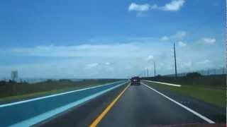 № 981 США Самая южная часть полуострова Флорида