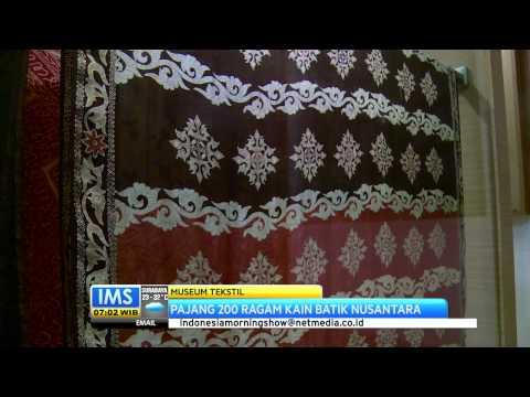 Museum Tekstil di Jakarta - IMS