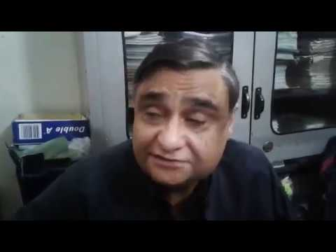Dr. Asim Hussain media talk at NAB | 26 Dec 2018