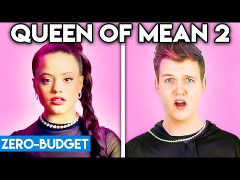 DESCENDANTS WITH ZERO BUDGET! (Queen Of Mean 2 PARODY)