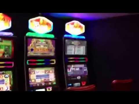 Harmony of the Seas Casino Slot Floor