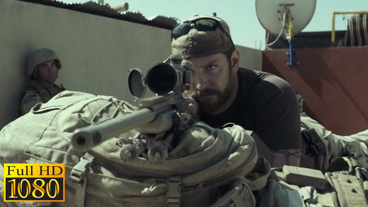 American Sniper (2014) - RPG Kid Scene (1080p) FULL HD