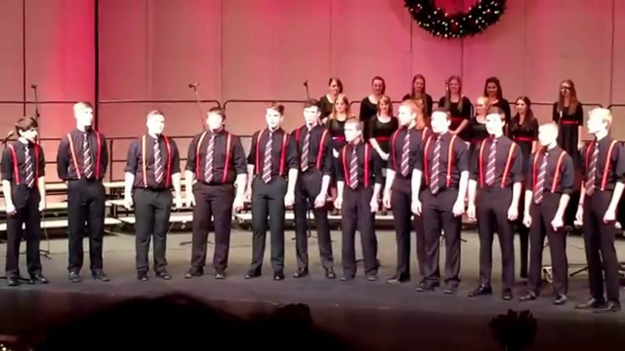 12 Days of Christmas/Africa - Arr. Straight No Chaser - Mainstreet ...