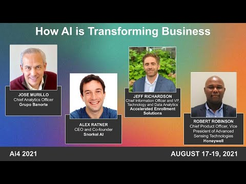 How AI is Transforming Business