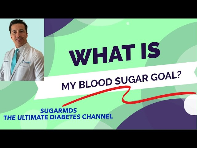 What's Normal Blood Sugar for a Diabetic?SUGARMD