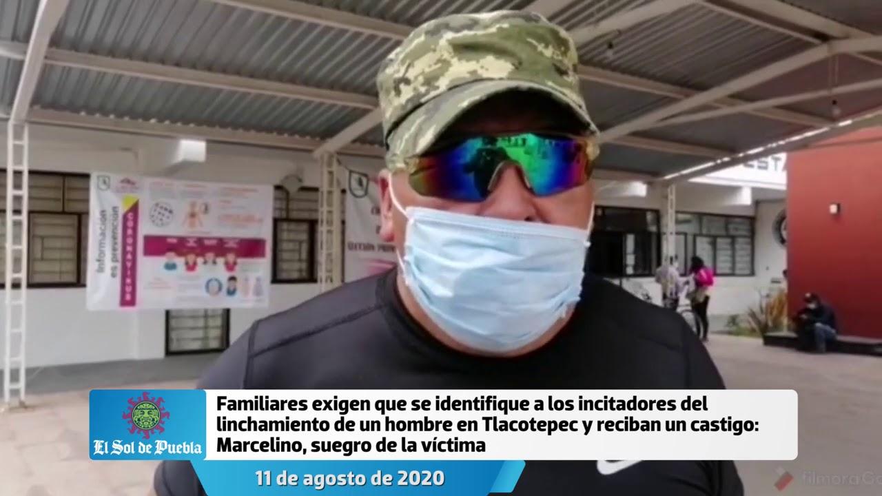 Exigen que se identifique a los incitadores de linchamiento en Tlacotepec