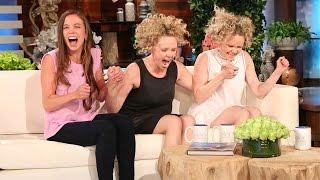 Ellens Favorite Twins Pay It Forward