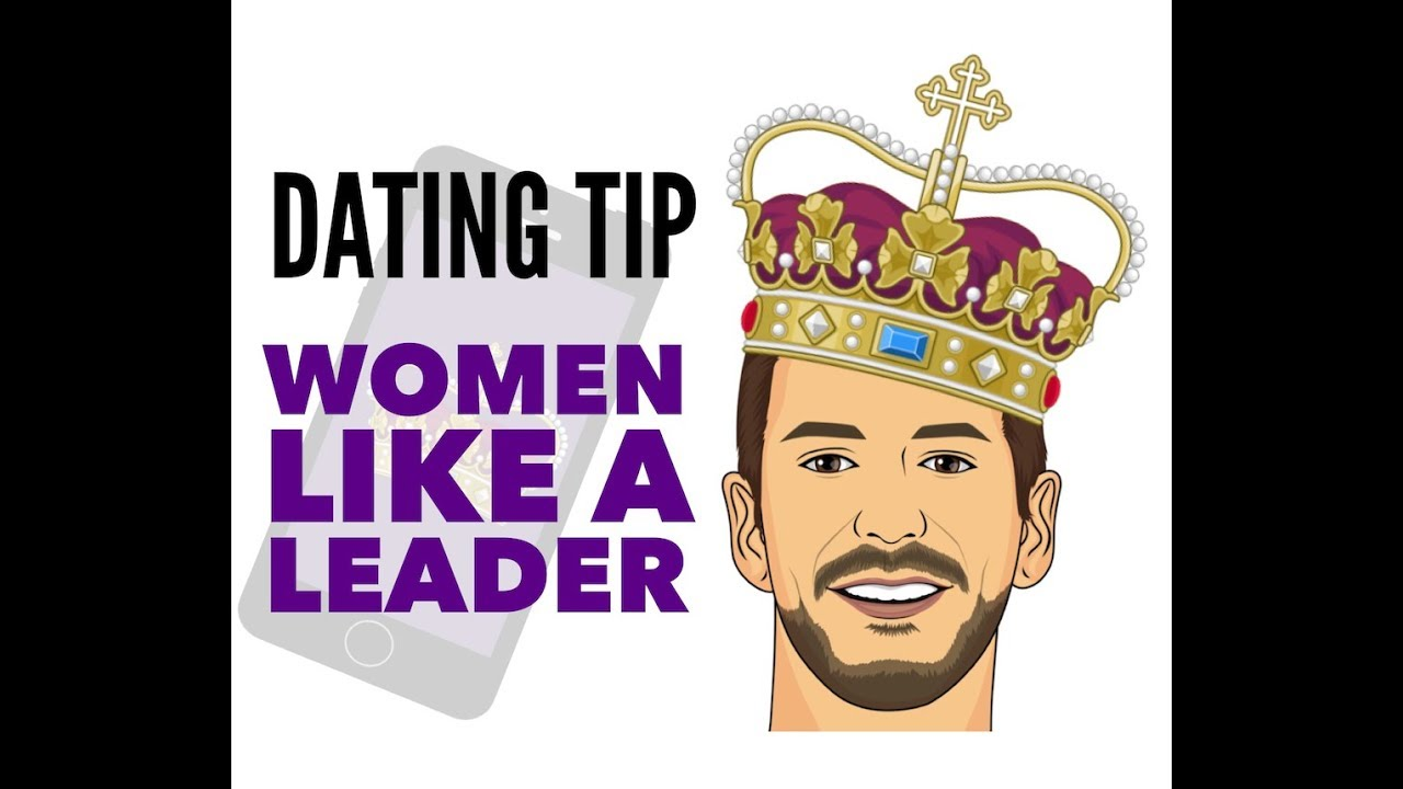 women want men to lead