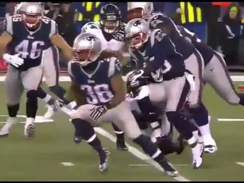 2014 AFC Divisional Playoff Game: Patriots vs Ravens