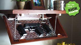 The 'Stealth Shelf' is FOR SALE on Kickstarter ;)