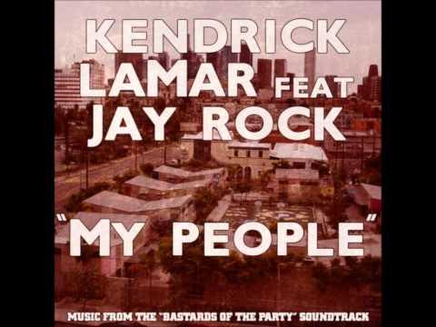 Kendrick Lamar Feat. Jay Rock - My People
