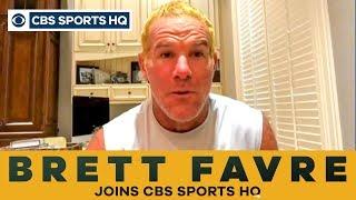 Brett Favre Evaluates The 2020 Draft Class | CBS Sports HQ