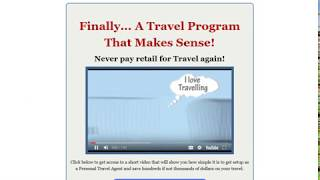 Discount Travel Club For $25 - Make Money|Save Money
