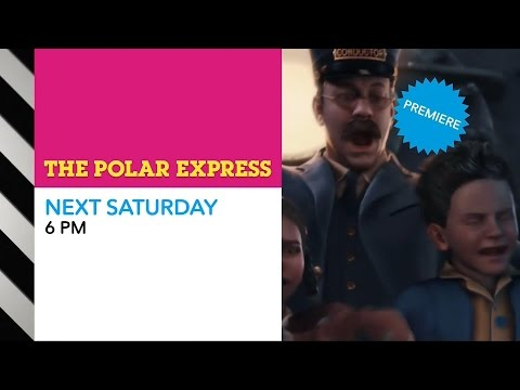 CN Dimensional - MOVIE PROMO - The Polar Express (Premiere)