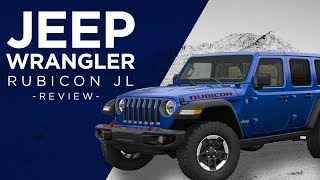 Review del nuevo Jeep Wrangler Rubicon JL