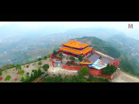 重庆开县航拍MV(kaixian Chongqing Aerial Photography MV)2016