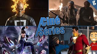 Série Ghost Rider / Explication GOT ep3 trop sombre ? / Film Saints Row / etc ...