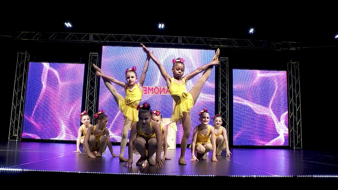 Lemonade The Danze Zone Showstopper Myrtle Beach 2018 You