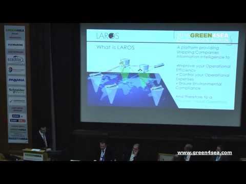 2016 GREEN4SEA Forum - Serafeim Katsikas