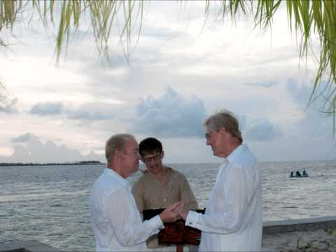Finally After 36 Years Scott and Troy's Wedding in Wakatobi