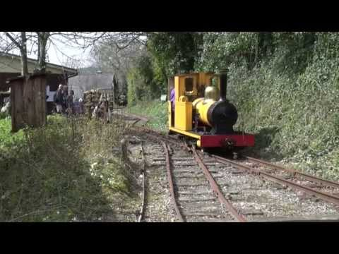 Amberley Museum Narrow Gauge Railway - Mother