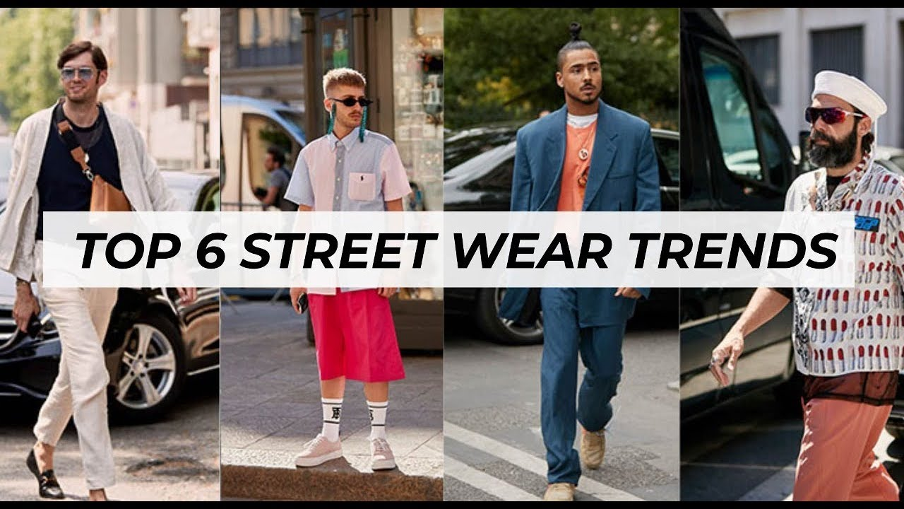 Men S Street Fashion Trends 2020 How To Dress In 2020 Youtube