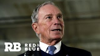 Michael Bloomberg looks to his charity network for 2020 support