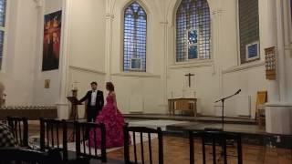 Анастасия Старчикова и Владимир Автомонов  дуэт из мюзикла Призрак оперы
