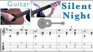 Silent Night / Stille Nacht (Guitar) 平安夜 (吉他)