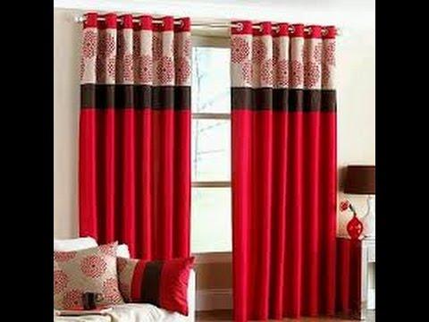Como hacer cortinas para sala youtube for Cortinas de visillo para sala
