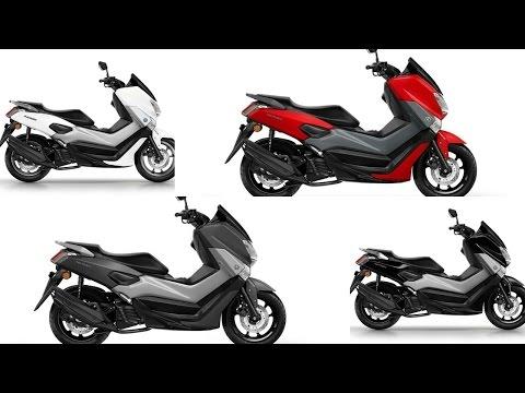 2018 Upcoming Yamaha NMAX 155 Exp. Price - 95,000