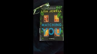 """Quick book review of """"Watching You"""""""
