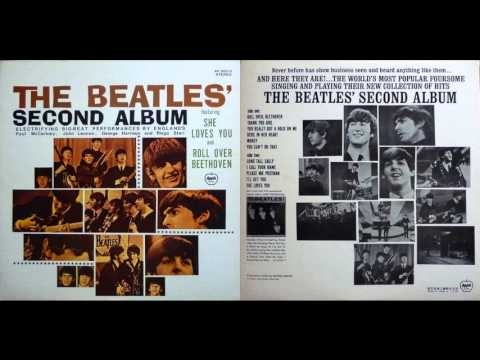 THE BEATLES - SHE LOVES YOU - japanese stereo SECOND ALBUM version