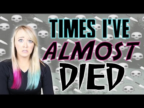 Times I've Almost Died! | Meghan McCarthy