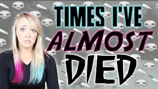Times I've Almost Died! | Meghan McCarthy